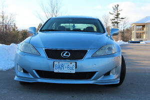 2007 Lexus IS350 Sedan