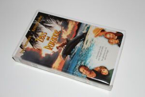 VHS-ZEUS AND ROXANNE-FILM/MOVIE (C021)