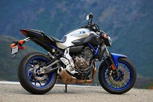 2016 Yamaha FZ07 Sportbike. PRICED TO MOVE! CALL TODAY