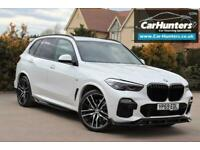 2019 BMW X5 3.0 XDRIVE30D M SPORT 5d 261 BHP Estate Diesel Automatic