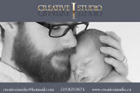 Daddy & me Mini Session ( Creative I Studio )