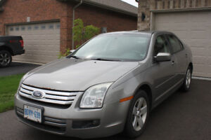 2009 Ford Fusion Sedan  - Certified ready to go