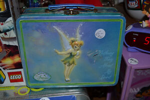 Various Tin Lunch Boxes ~ Transformers, Tinkerbell, Avenger etc. Windsor Region Ontario image 3