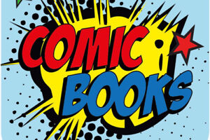 Tons of VINTAGE Comic Books!