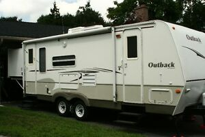 2007 Outback travel trailer
