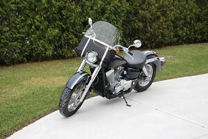 750 Honda Shadow - LOW MILEAGE
