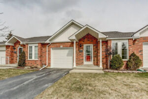 FOR SALE - Ancaster Bungalow Townhome
