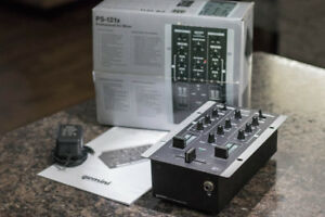 Gemini PS-121X Pro 2-Channel Stereo Mixer