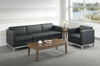 NEW - RECEPTION SEATING - Factory Direct Pricing