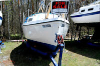 Sirius 21,  1977 - FOR SALE great starter boat..!