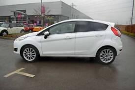 2014 FORD FIESTA Ford Fiesta 1.0 EcoBoost Titanium X 5dr