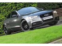 2015 Audi A5 2.0 TDI Black Edition Plus Coupe S Tronic Quattro 2dr