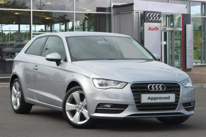 2015 audi a3 tfsi sport manual hatchback in yeadon west. Black Bedroom Furniture Sets. Home Design Ideas