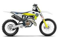 HUSQVARNA TC 125 2021 MODEL MOTORCROSS BIKE NOW AVAILABLE TO ORDER AT CRAIGS MC