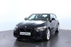 2014 BMW 1 SERIES 118D M SPORT HATCHBACK DIESEL