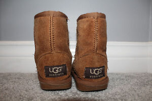 Authentic UGGS Toddler/Kids size 23 (size 6.5) winter boots