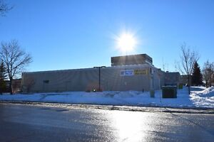 Just off Macleod  - 22,900 SF (+/-) Retail Warehouse For Lease