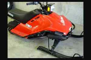Looking for a Yamaha Sno Scoot