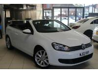 2012 12 VOLKSWAGEN GOLF 1.6 SE TDI BLUEMOTION TECHNOLOGY 2D 104 BHP DIESEL