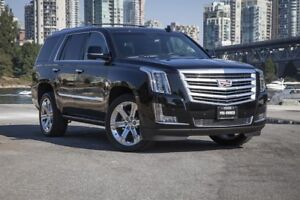 2017 Cadillac Escalade Platinum Low km & Snow Tires Included! *S