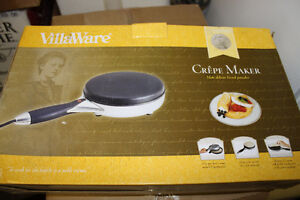 NEW ELECTRIC CREPE MAKER