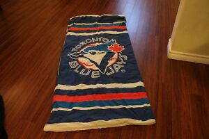 CHILD SIZE BLUE JAYS SLEEPING BAG