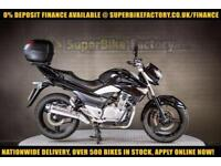 2014 64 SUZUKI INAZUMA GW 250 L3 250CC 0% DEPOSIT FINANCE AVAILABLE