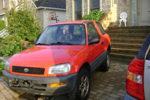 Toyota Rav4 1997 à vendre