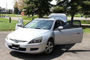 2003 Honda Accord EX-L Coupe (As Is)