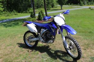 2009 Yamaha YZ250F in excellent condition!