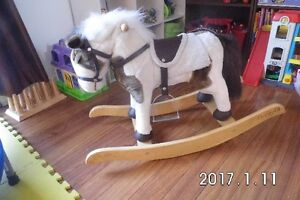Chrisha rocking horse Kitchener / Waterloo Kitchener Area image 1
