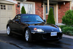 2004 Honda S2000 - low milage, all stock
