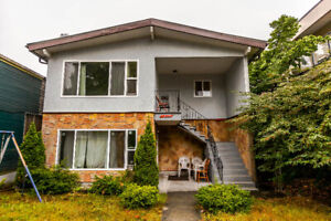 EXCELLENT LOCATION, ONE BLOCK TO BROADWAY SKY TRAIN STATION, FUR