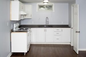 Renovated Two Bedroom Legal Basement Suite