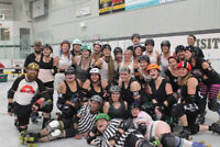 Low Contact Roller Derby - Info Night Wed Sept 5th