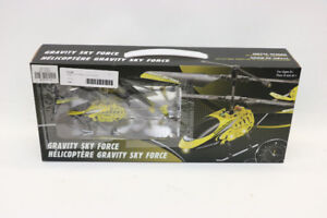 **WICKED** Gravity Sky Force metal series mini helicopter