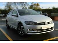 2020 Volkswagen Polo 1.0 TSI Match (s/s) 5dr Hatchback Petrol Manual