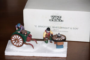 The Christmas in the City Series(The Heritage VillageCollection)