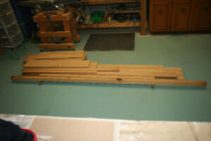 Red Oak Boards Planed on both sides Assortment of sizes