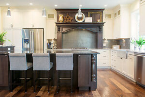 Cabinets for Kitchen, Bathroom, Office, Mudroom, Murphy Bed