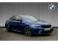 2020 BMW M5 BMW M5 Competition Saloon Auto Saloon Petrol Automatic