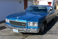 1975 Caprice Classic 4dr. hardtop