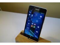 Microsoft Nokia Lumia 950 white Single SIM 160GB 20MP Camera Unlocked