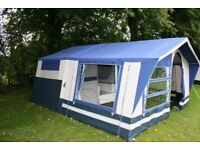 Suncamp 240s tent trailer camping