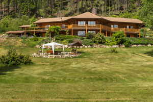 150 Cooper Road, Lumby - Outstanding Country Estate!