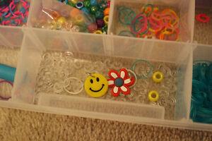 Rainbow Loom Kit plus Book Peterborough Peterborough Area image 5