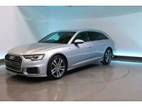 2020 Audi A6 Avant 2.0 TDI 40 S line Avant S Tronic (s/s) 5dr Estate Diesel Auto