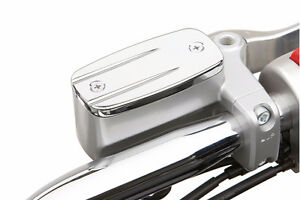 Cobra Chrome Master Cylinder Reservior Cover For Suzuki Cruisers