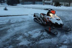 2011 Arctic Cat M8 Sno-Pro 162