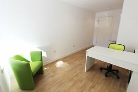 NEW PRICE £380 pcm Studio or office to Let Leith, Giles St-self contained, furnished or unfurnished